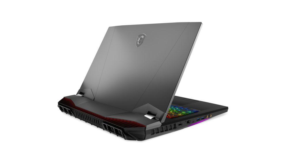 MSI: Δημιουργεί ένα ξεκλειδωμένο, desktop-class Core i9 για τον νέο της φορητό υπολογιστή 1