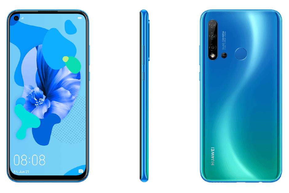 Το επόμενο φθηνό τηλέφωνο της Huawei θα διαθέτει τέσσερις κάμερες πίσω 2