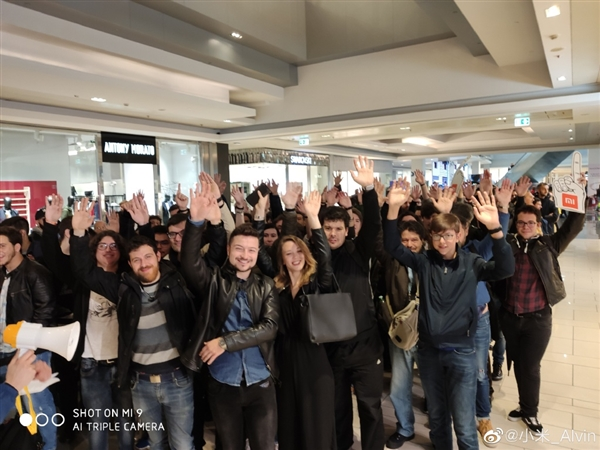 Ενεργό το πρώτο Mi Home στην Ρώμη 2