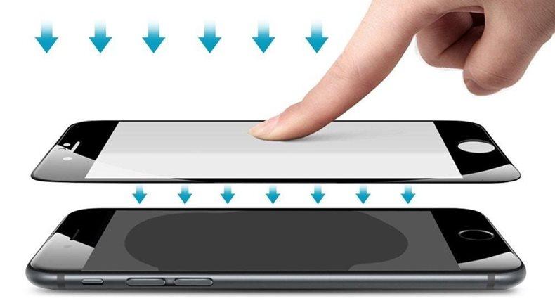 [MyGad.gr]: Κράτα άθραυστη την οθόνη του κινητού σου με ένα ποιοτικό tempered glass! 2