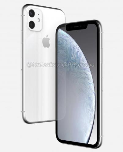 Με δύο κάμερες το iPhone XR 2019; 3