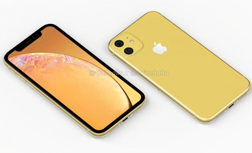 Με δύο κάμερες το iPhone XR 2019; 2