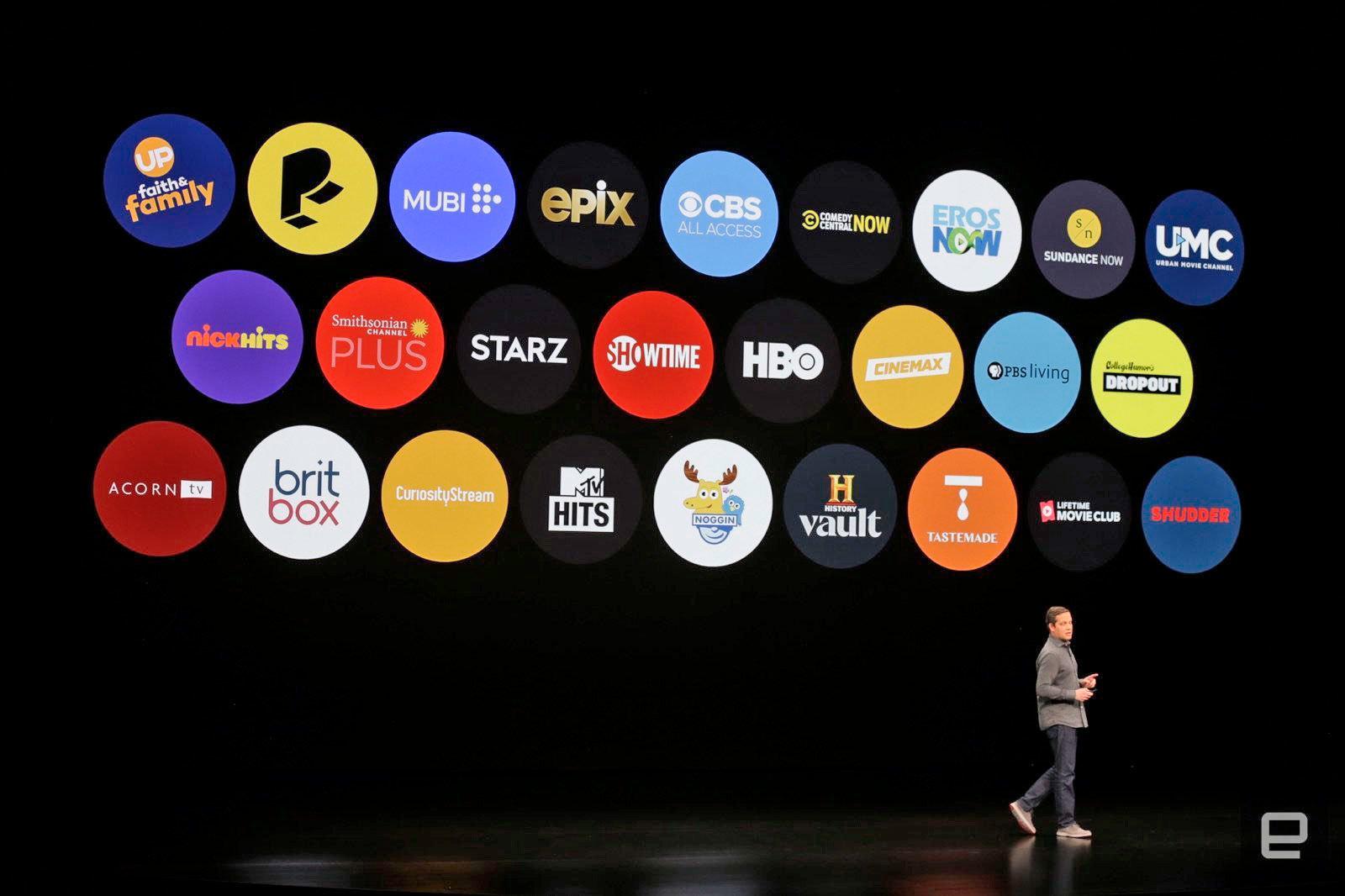 7584ca1ec2f9 Το iOS 12.3 κυκλοφορεί τώρα με την αναβαθμισμένη εφαρμογή τηλεόρασης ...