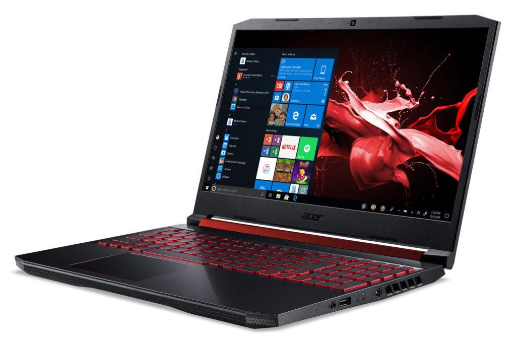 Tα νέα laptop's Acer Nitro 5 και Swift 3 συσκευάζουν τους τελευταίους επεξεργαστές AMD Ryzen 2