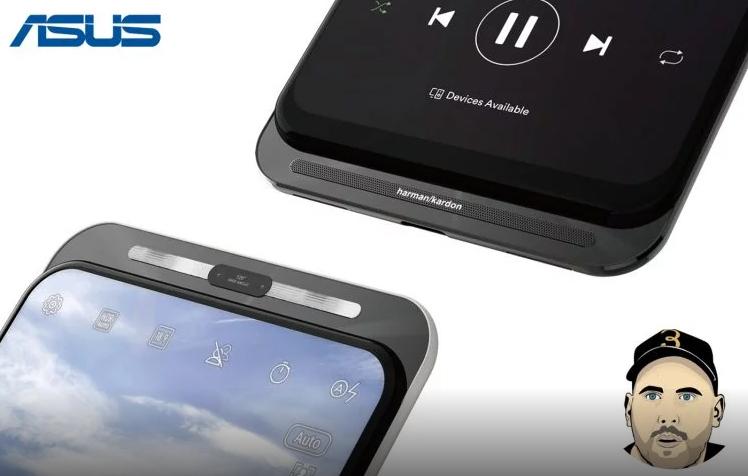Πολλαπλά διπλώματα ευρεσιτεχνίας της Asus δείχνουν νέα σχέδια για συσκευές με slider μηχανισμό πλήρους οθόνης 2