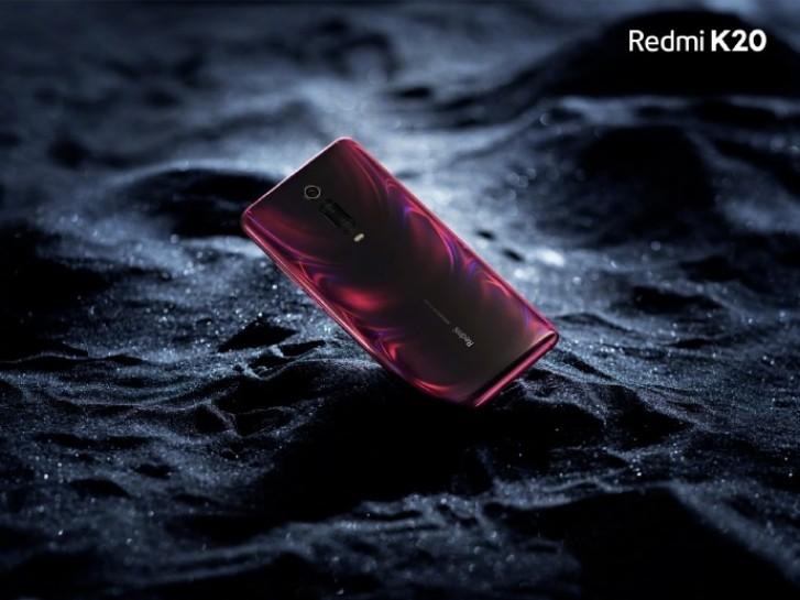 Το Redmi K20 παρουσιάζεται σε επίσημη εικόνα με ιδιαίτερη απόχρωση και τριπλή κάμερα 1