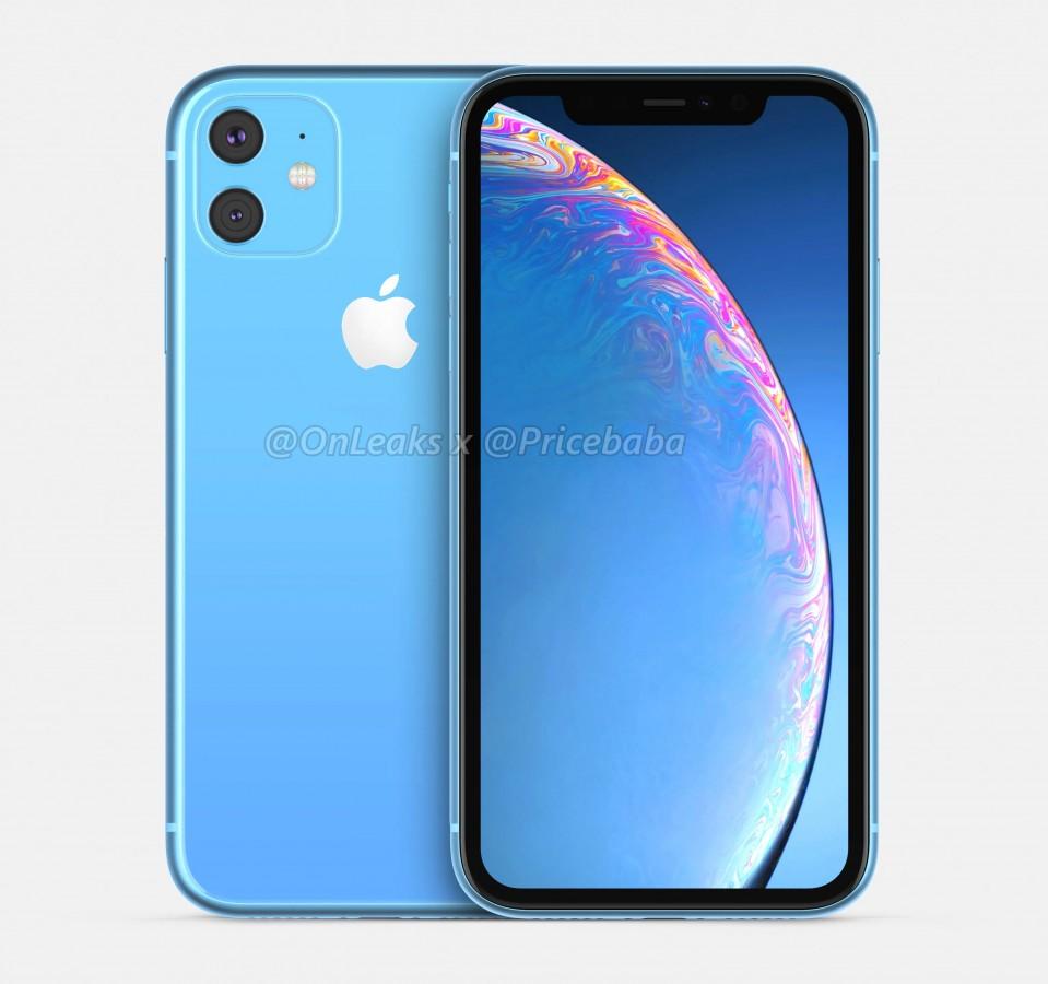 Σε πολλά νέα χρώματα θα είναι διαθέσιμο το νέο iPhone XR 2019 5