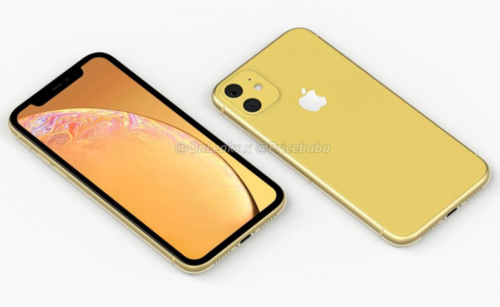 Σε πολλά νέα χρώματα θα είναι διαθέσιμο το νέο iPhone XR 2019 6
