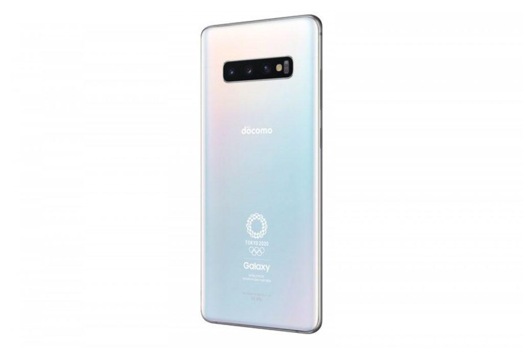 Η Samsung παρουσιάζει το Galaxy S10 + Olympic Games Edition 2