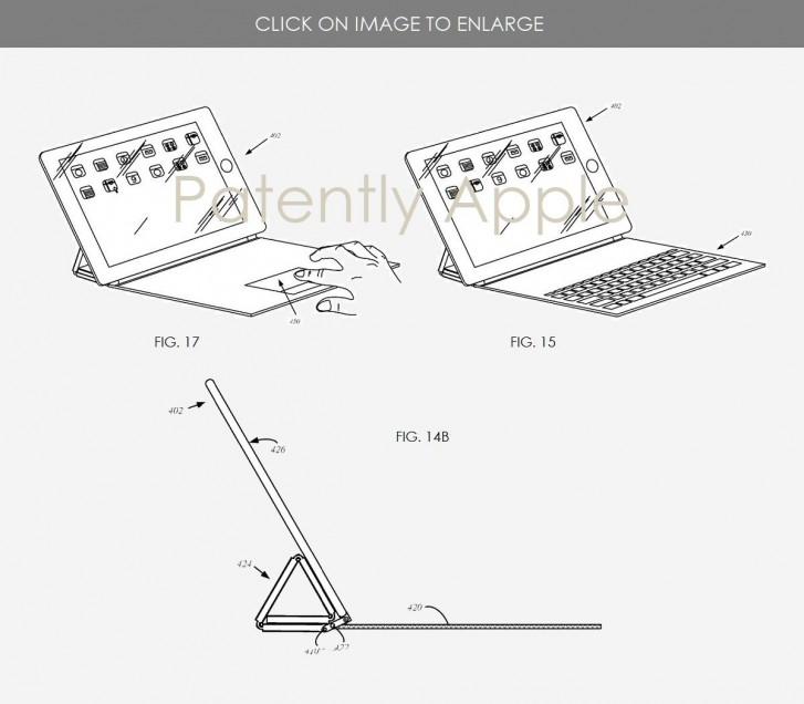 Η Apple χορήγησε δίπλωμα ευρεσιτεχνίας για αναδιπλούμενη συσκευή 2