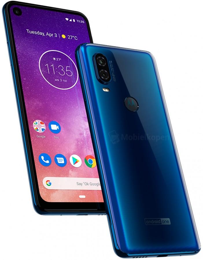 Επανεμφανίστηκε σε νέα renders το Motorola One Vision 1
