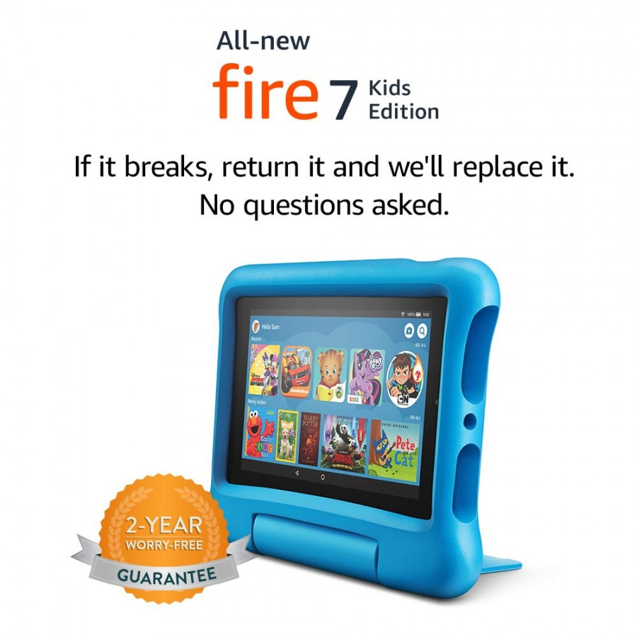 Amazon: Προς διάθεση τα νέα Fire 7 και Fire 7 Kids Edition 3