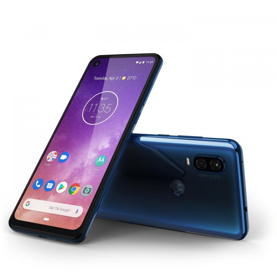 Έτοιμο για αγορά το νέο Motorola One Vision με οθόνη 21:9, κάμερα 48MP και chipset Exynos 1