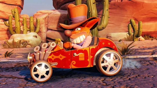 Επιτέλους customization στα karts του Crash Team Racing! 1