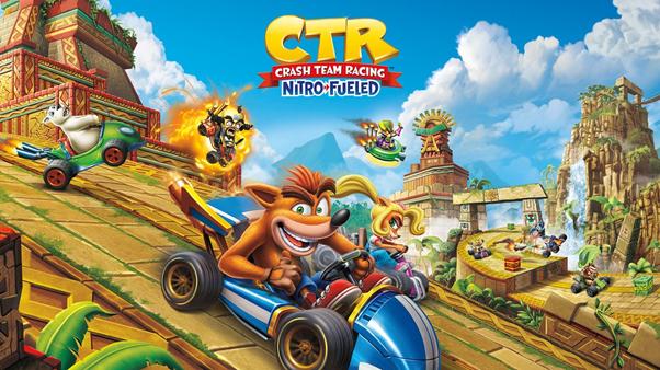Επιτέλους customization στα karts του Crash Team Racing! 2
