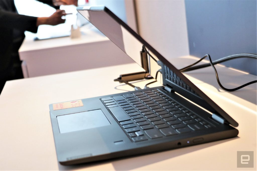 To Lenovo Project Limitless 5G είναι ένα πολύ διαφορετικό laptop 5