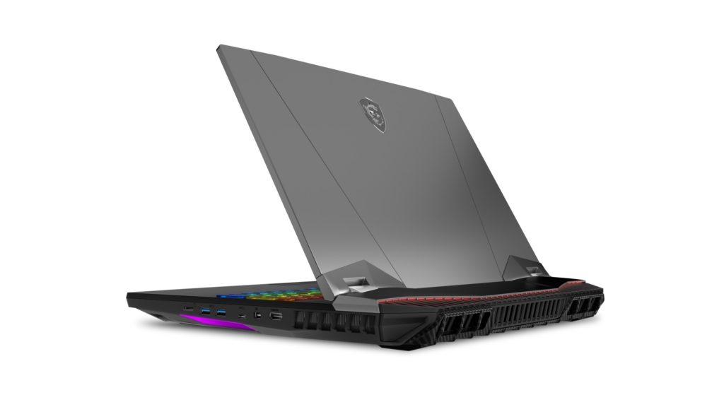 MSI: Δημιουργεί ένα ξεκλειδωμένο, desktop-class Core i9 για τον νέο της φορητό υπολογιστή 4