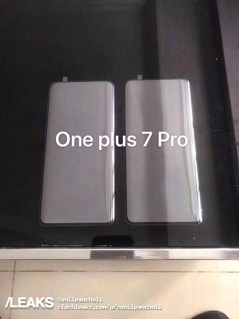 Προδόθηκαν και άλλες πληροφορίες από την εμφάνιση του tempered glas για το OnePlus 7 Pro 2