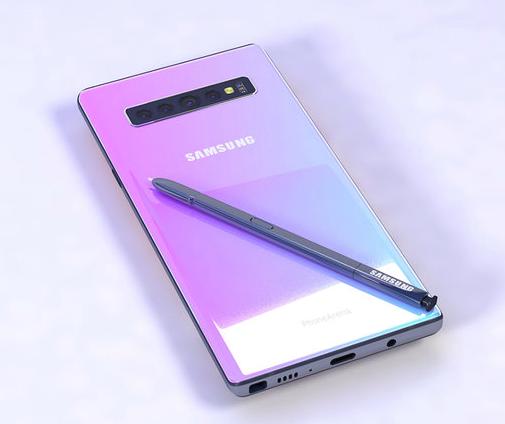 Δείτε σε ποια χρώματα θα μπορείτε να βρείτε το Galaxy Note 10 1
