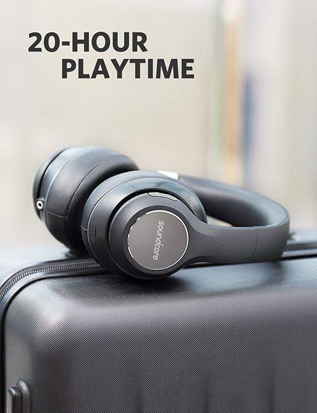 [Kooqie.com]: Βυθίσου στη μουσική με τα νέα Anker Soundcore Vortex Bluetooth ακουστικά! 3