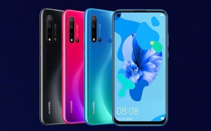 Η Huawei παρουσιάζει τα nova 5, nova 5 Pro και nova 5i 3