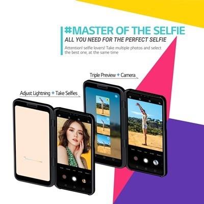 Όλοι οι τρόποι για την σωστή χρήση των δύο οθονών του LG V50 ThinQ 5G 10