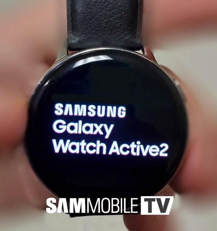 Φανερώθηκαν κάποιες live φωτογραφίες και προδιαγραφές του Samsung Galaxy Watch Active 2 1