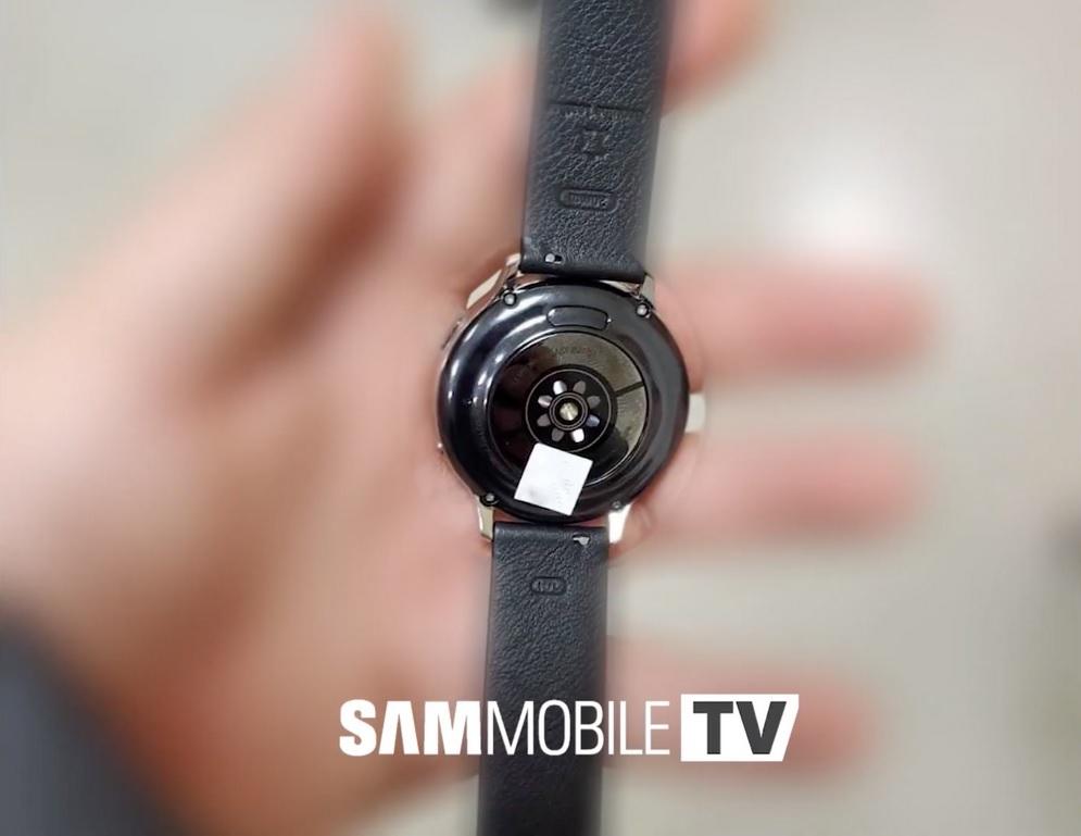 Φανερώθηκαν κάποιες live φωτογραφίες και προδιαγραφές του Samsung Galaxy Watch Active 2 2