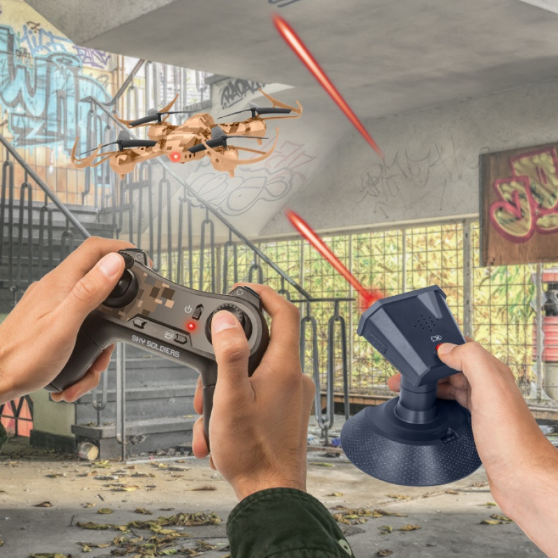 [Mygad.gr]: Αερομαχίες στον αέρα και η αδρεναλίνη στα κόκκινα με το Drone Forever Sky Soldier Tower Defence ! 1