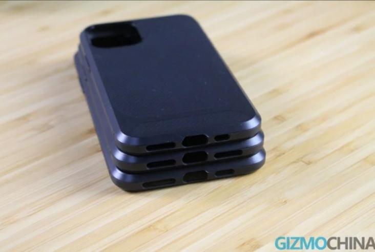 Live φωτογραφίες από θήκες των iPhone XI, iPhone XIR και iPhone XI Max 1
