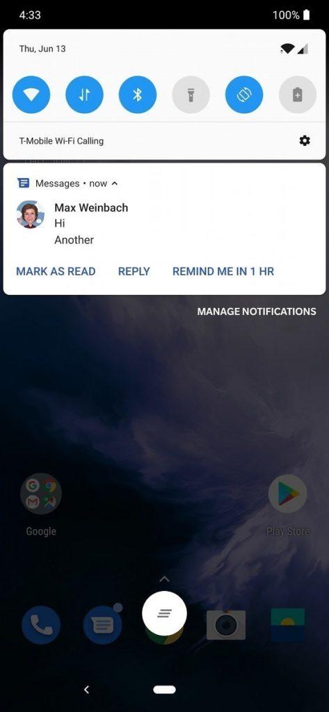 Τα Google Messages θα σας υπενθυμίσουν να απαντήσετε σε SMS που ξεχάσατε 1