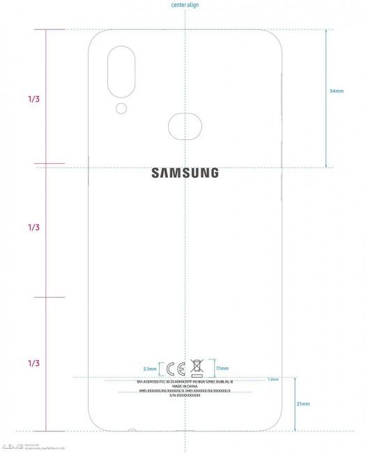 Υπάρχουν νέοι ισχυρισμοί πως το Samsung Galaxy A10s πέρασε FCC με διπλή κάμερα και μπαταρία 3.900 mAh 1