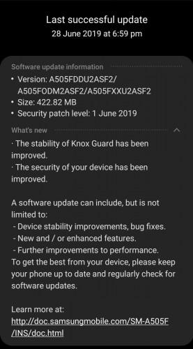 Απέκτησε πολλές νέες λειτουργίες μέσω πρόσφατου update το Samsung Galaxy A50 2
