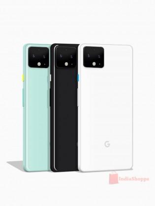 Το Google Pixel 4 εμφανίζεται σε πράσινο και λευκό χρώμα 1