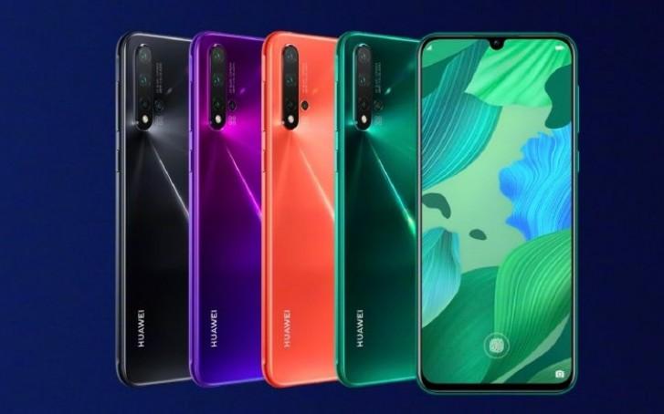 Η Huawei παρουσιάζει τα nova 5, nova 5 Pro και nova 5i 1