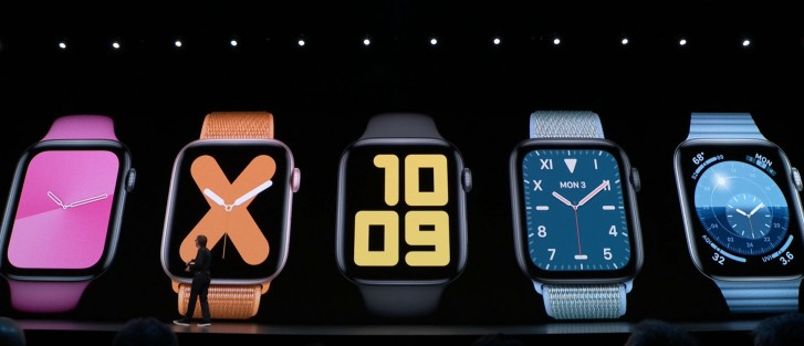 Η Apple ανακοινώνει το watchOS 6 και το tvOS 13 1