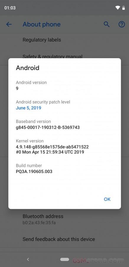 Τα Google Pixel 3 και Pixel 3a λαμβάνουν τις ενημερώσεις ασφαλείας του Ιουνίου 2