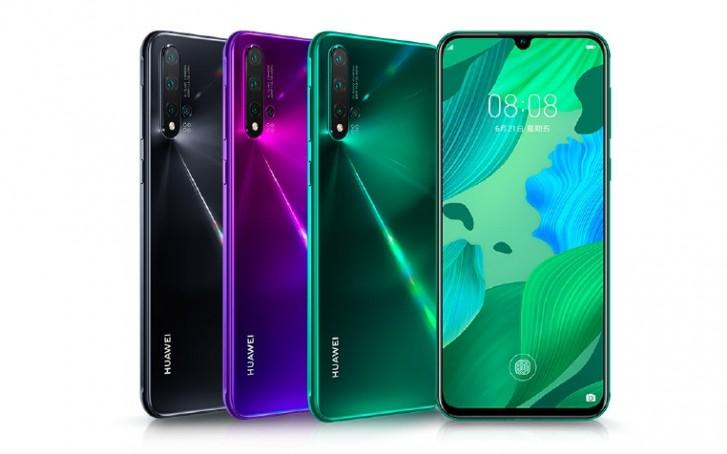 Η Huawei παρουσιάζει τα nova 5, nova 5 Pro και nova 5i 2