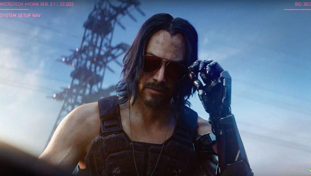 Microsoft @ E3 2019: Νέα κονσόλα, trailers παιχνιδιών και Keanu! 5