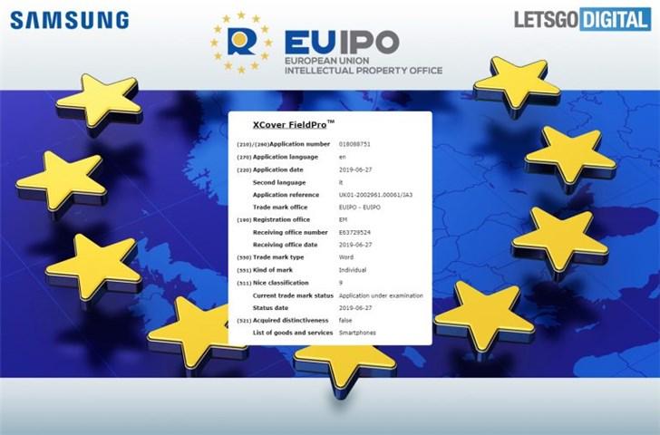 """Προς την καταχώρηση του εμπορικού σήματος """"XCover FieldPro"""" στο EUIPO προχώρησε η Samsung 2"""