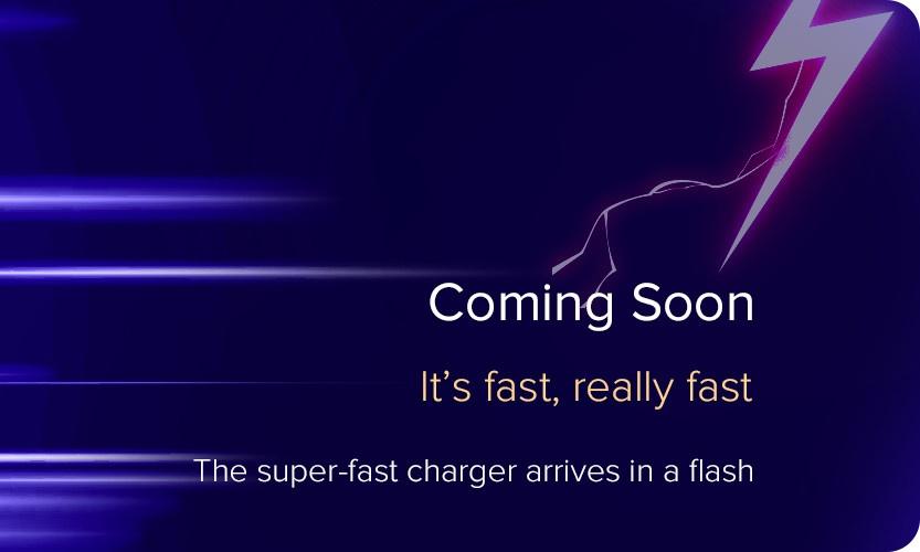 Mi Fast charger teaser