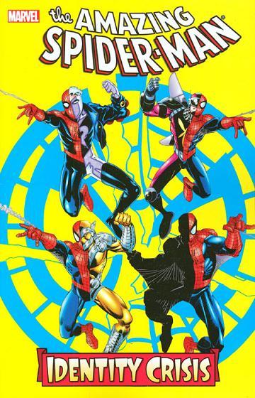 Spider Man Identity Crisis