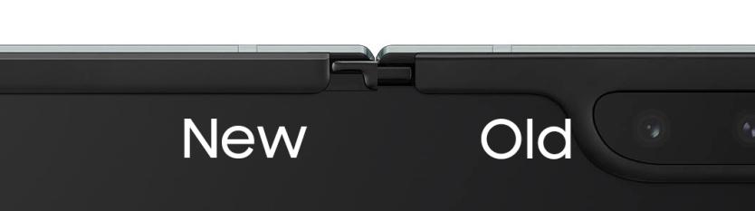 galaxy fold new vs old comparison hinge fixes 3