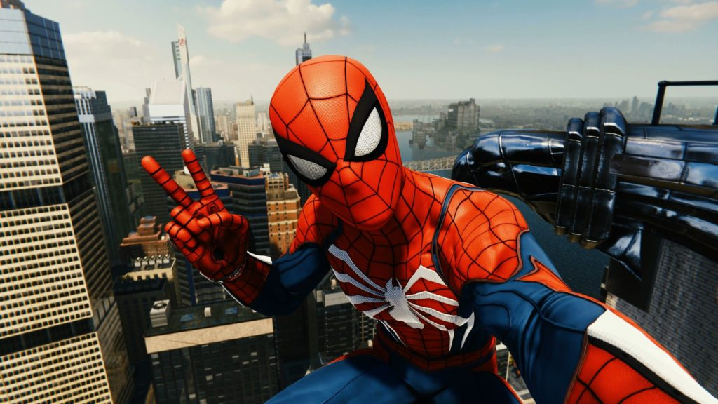Spider ManPanoramaHero