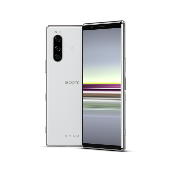 01 Xperia 5 Gallery Product Image Grey a1861e59c234692cd0201c46bd6fc4a6