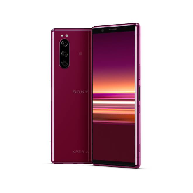 01 Xperia 5 Gallery Product Image Red f14d374966252c77ebc07bd5fb5f22c5