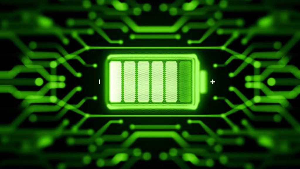 Create a battery to charge the mobile in 6 minutes