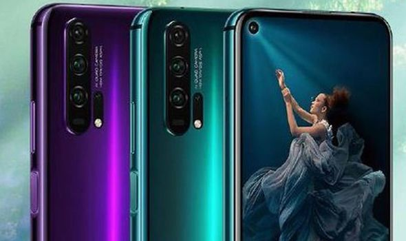 Honor 20 Pro release 1130091