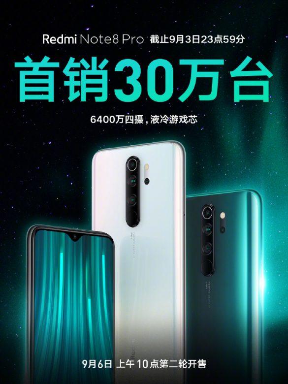 Redmi Note 8 Pro Sales Figure 585x780