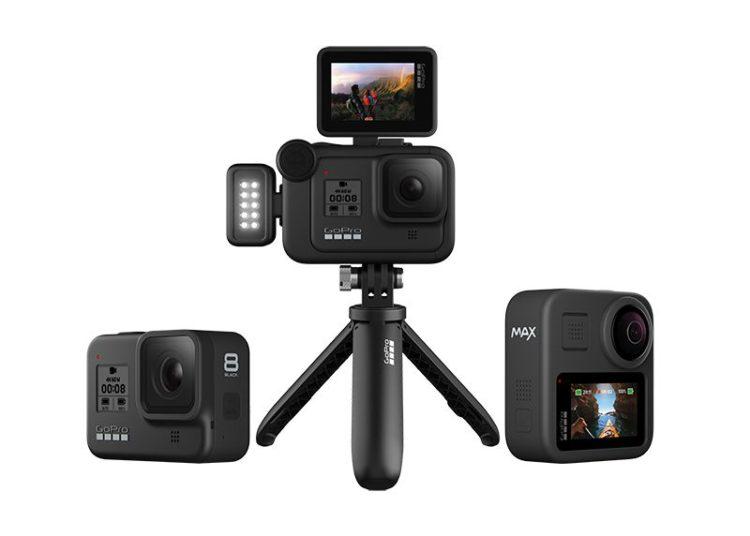 GoPro MAX HERO8 Mods